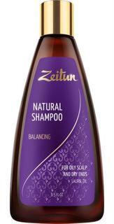 Средства по уходу за волосами Шампунь Zeitun Балансирующий, с маслом лавра 250 мл Зейтун