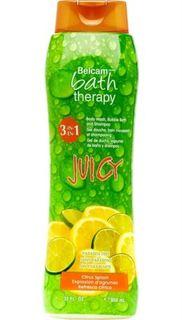Средства по уходу за волосами Шампунь, гель для душа, пенна для ванн Bath Therapy 3 в 1 Цитрусовый микс 950 мл