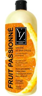 Средства по уходу за телом Пена для ванны Yllozure С маслами Апельсин 1 л