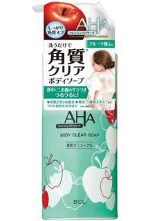 Средства по уходу за телом Гель для душа AHA для нормальной кожи с фруктовыми кислотами 400 мл