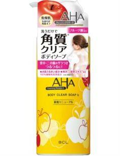 Средства по уходу за телом Гель для душа AHA для сухой и чувствительной кожи с фруктовыми кислотами 400 мл