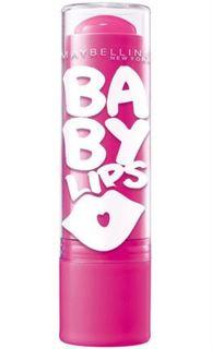 Уход за кожей лица Бальзам для губ Maybelline New York Baby Lips Свежая роза 1,78 мл