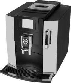 Кофеварки и кофемашины Кофемашина Jura E8 Platin