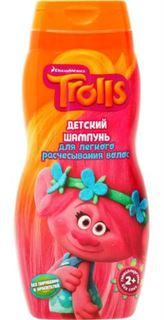 Средства по уходу за телом и за кожей лица для детей Детский шампунь Trolls Для легкого расчесывания волос 300 мл