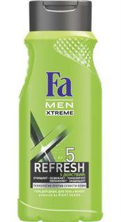 Средства по уходу за телом Гель для душа Fa Men Xtreme Refresh 5 250 мл