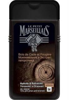 Средства по уходу за телом Гель для душа Le Petit Marseillais Можжевельник и экстракт папоротника 250 мл