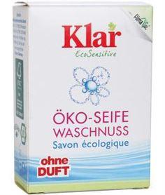 Средства по уходу за телом Мыло Klar Oko-Seife Waschnuss с мыльным орехом 100 г