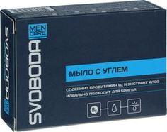 Средства по уходу за телом Мыло Svoboda Men Care с углем 100 г