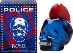 Парфюмерия Туалетная вода Police To be Rebel for man 40 мл