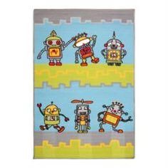 Коврики Коврик детский Нева тафт роботы 500: 1х1,5 м