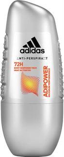 Средства по уходу за телом Дезодорант шариковый Adidas Cool & Dry Adipower 50мл