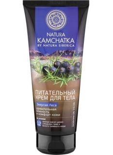 Средства по уходу за телом Крем для тела Natura Siberica Natura Kamchatka Энергия леса 200 мл