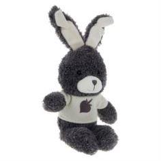 Мягкая игрушка Зайчик Gulliver Билли белый/серый 25 см