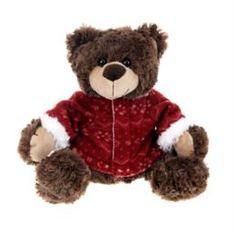 Мягкая игрушка Magic bear toys Мишка Ронни в кофте 23 см