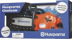 Набор игровой для мальчиков Игрушка-бензопила Husqvarna 5227711-01
