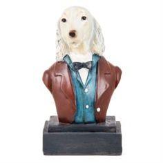 Предметы интерьера Декор бюст собаки Royal gifts
