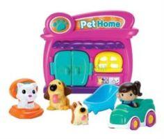 Набор игровой для мальчиков Игровой набор Keenway Домик для домашних животных