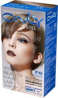 Средства по уходу за волосами Краска для волос Estel Only 7/0 Русый
