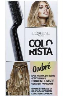 Средства по уходу за волосами Краска для волос LOreal Paris Colorista Ombre Осветляющая LOreal