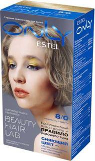 Средства по уходу за волосами Краска для волос Estel Only 8/0 Светло-русый