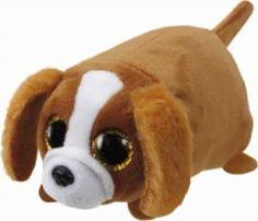 Мягкая игрушка TY Beanie Babies Собачка suzie 10 см
