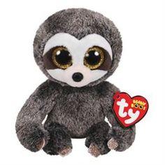 Мягкая игрушка TY Beanie Boos Ленивец Dangler 15 см