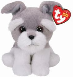 Мягкая игрушка TY Beanie Babies Собачка Harper 15 см