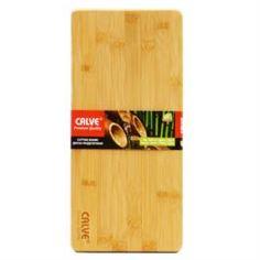 Разделочные доски Разделочная доска из бамбука 34x16x1,9 Calve