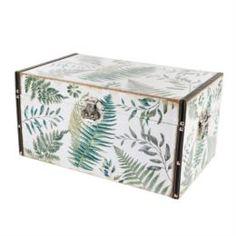 Емкости для хранения Сундук декоративный Grand forest tropica 50x30x25