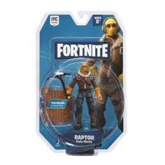 Набор игровой для мальчиков Игрушка Fortnite - фигурка raptor с аксессуарами