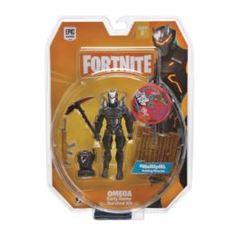 Набор игровой для мальчиков Игрушка Fortnite - фигурка omega с аксессуарами
