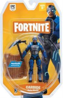 Набор игровой для мальчиков Игрушка Fortnite - фигурка carbide с аксессуарами