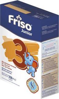 Смеси для детского питания Детское молочко Friso 3 Junior с 12 месяцев 350 г