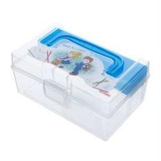 Емкости для хранения Коробка Полимербыт Kids Boxдля мелочей 800 мл