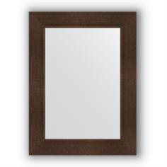 Зеркала для ванной Зеркало в багетной раме Evoform бронзовая лава 60х80 см