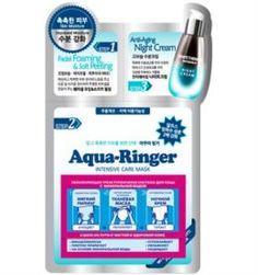 Уход за кожей лица Маска для лица Rainbowbeauty SOC Aqua-Ringer Intensive Care Mask 29 мл