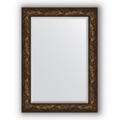 Зеркала для ванной Зеркало в багетной раме Evoform византия бронза 79х109 см