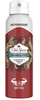 Средства по уходу за телом Аэрозольный дезодорант Old Spice Bearglove 150мл
