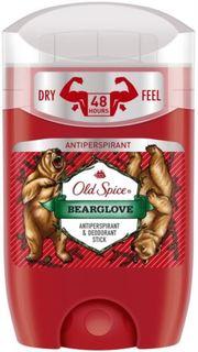 Средства по уходу за телом Твердый дезодорант Old Spice Bearglove 50мл