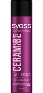Средства по уходу за волосами Лак для волос Syoss Ceramide complex Максимально сильная фиксация 400 мл