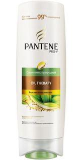 Средства по уходу за волосами Бальзам-ополаскиватель Pantene Слияние с природой Oil Therapy 360 мл
