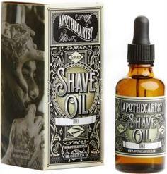 Средства для/после бритья Масло для бритья Apothecary 87 1893 Shave Oil 50 мл