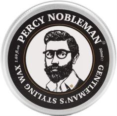 Средства по уходу за волосами Воск для укладки Percy Nobleman Gentlemans Styling Wax 50 мл