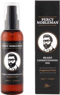 Средства по уходу за волосами Масло для бороды Percy Nobleman Beard Conditioning Oil Signature Scented 100 мл