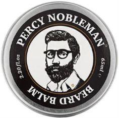 Средства по уходу за волосами Бальзам для бороды Percy Nobleman Beard Balm 65 мл