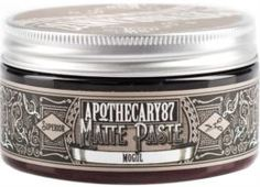 Средства по уходу за волосами Паста для укладки Apothecary 87 Mogul Matte Paste 100 мл