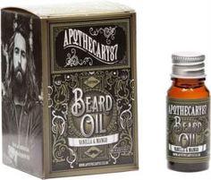 Средства по уходу за волосами Масло для бороды Apothecary 87 Vanilla & Mango Beard Oil 10 мл