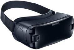 Аксессуары для игровых приставок Очки виртуальной реальности Samsung Gear VR SM-R325 dark blue SM-R325NZVDSER