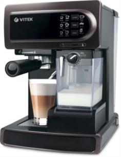 Кофеварки и кофемашины Кофеварка Vitek VT-1517 Brown