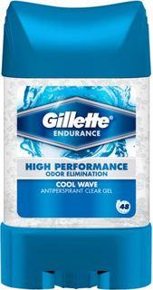 Средства по уходу за телом Дезодорант-антиперспирант Gillette Cool Wave гелевый 70 мл